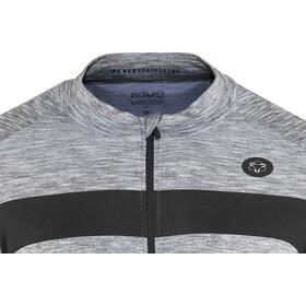 AGU Essential Melange Short Sleeve Jersey Men dove grey